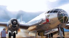 After Decades In A Desert Boneyard This B-29 Howls Into The Air