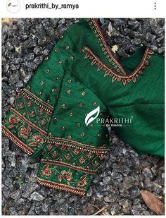Cutwork Blouse Designs, Wedding Saree Blouse Designs, Pattu Saree Blouse Designs, Simple Blouse Designs, Stylish Blouse Design, Blouse Neck Designs, Wedding Blouses, Saree Wedding, Designer Blouse Patterns