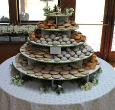 We can even make cookie cake wedding cakes Cookie Cakes