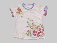 Ref. 900496- Camiseta ML - Kenzo- niña - Talla 3 años - 7€ - info@miihi.com - Tel. 651121480