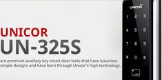 Unicor Thailand is a leading authorized Consumer Electronic Dealers, System Integrator, IT & ICT Solution Provider. We provide quality Consumer Electronics (Home Appliances, Mobile phone), IT & ICT. Bar Fancy, Smart Door Locks, Simple Designs, Consumer Electronics, Innovation, Home Appliances, Technology, Digital, Tecnologia