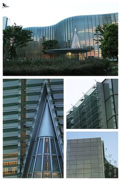 National Art Center Roppongi,Tokyo 2007 Kisho Kurokawa , JapArch,  photo by Hubert Roguski
