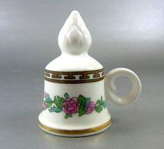 Vintage Coalport Bone China Candle Snuffer by WhatnotsAndFancifuls John Rose, Candle Snuffer, Tree Patterns, Bone China, New Art, Tea Pots, Original Artwork, Bb, My Etsy Shop