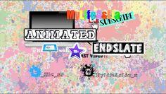 Animated Endslate 2015/ MyLifeAsLia