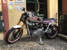 Triumph - Portofino, Italie
