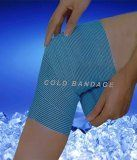 Cool Bandage by Cool Bandage. $0.01. Reusable. Relief from chronic joint or muscle pain.. Easy to store- no need to refridgerate or freeze.. Keep it in your car, sports bag, first aid kit, or anywhere you may need access to instant cooling support.. Cooling Relief from Bruises, Inflamation, Sprains and Strains.. Product Description Cool Bandage wrap is a cold bandage which uses a revolutionary new technique for treating injuries, muscle pain and strains. This banda...