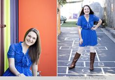 Sondra : Senior Session:  Peterson Design and Photography : The Lab and The Camp