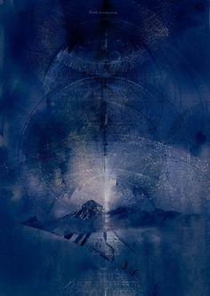 "Tatiana Plakhova / complexitygraphics.com - ""Periodi Trium Planetarium"" project"