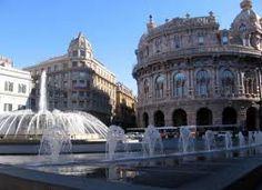 Piazza De Ferrari,Genova