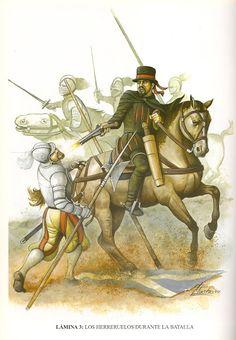 LA BATALLA DE SAN QUINTIN, 1557, por Ángel García Pinto