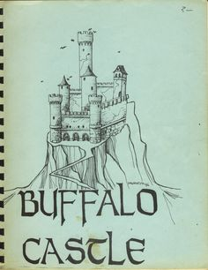 Buffalo Castle (original cover) for Tunnels & Trolls