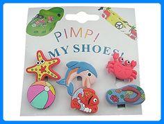 6x PIN CLIPS STICKER FÜR CLOGS CROCS PIMP MY SHOES ,,Z9,, - Clogs für frauen (*Partner-Link) Pimp, Crocs Shoes, Clips, Partner, Stickers, Handbags, Woman, Sticker, Decals