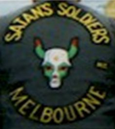 Satans Soldiers MC - Respect Motorcycle Logo, Motorcycle Clubs, Biker Gangs, Fast Cash, Gangsters, World Of Color, Cut And Color, Detroit, Hip Hop