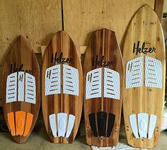 PUNT-SURF-Ripper-Traction-Pad-3-Piece-Stomp-Pad-for-Surfing-and-Skimboarding-with-3M-Adhesive-Grips-All-Boards-Surfboards-Shortboards-Longboards-Skimboards-Guaranteed-to-Stick-on-your-Board-Forever-Bl