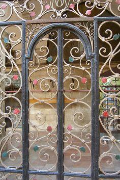 Armenian Cathedral Pomegranate Gate - Jerusalem