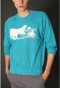 Urban Renewal Men's Vintage Graphic Sweatshirt - StyleSays