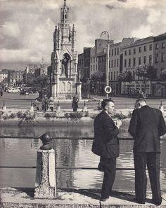 The National Monument on Grand Parade 1961 Cork City Ireland, Slovenia, Romania, Dublin, Old Photos, Finland, Denmark, Belgium, Netherlands
