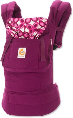 831eb4c8837 Parents and babies alike love the ERGObaby Original Baby Carrier.