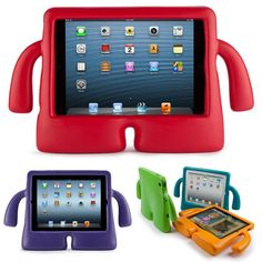 Cool Gadgets for Kids, including Retina Children Kids Foam Protective Case Stand iGuy For iPad