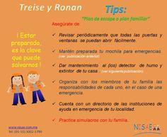 Tips a considerar para en caso de una emergencia