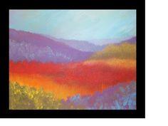 "16""x20"" Acrylic Painting."