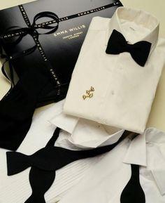 black tie occasion