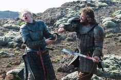 Rory McCann Still Knows All the Moves From the Hound's Big Battle — Making Game of Thrones | HBO
