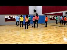 ▶ Ain't Nothin' (Like Southern Girls) - Line Dance (Dance & Teach in English & 中文) - YouTube