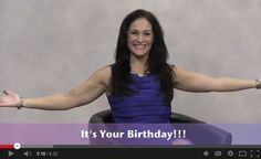 Magnetic Monday: Celebrate today as if it is your birthday – Happy Birthday to you…