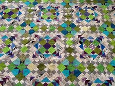 Bonnie Hunter Scrappy Mountain Majesties | Quilts Inspired by Bonnie Hunter + Join Group