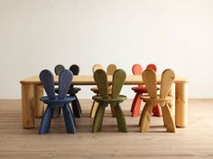 eco friendly kids furniture by Hiromatsu.oh the fun my boys would have at this table! Furniture Ads, Kids Bedroom Furniture, Recycled Furniture, Baby Furniture, Children Furniture, Steel Furniture, Furniture Online, Furniture Websites, Furniture Stores