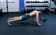 Trainer Cory Gregory designed a plan that'll reshape your entire body
