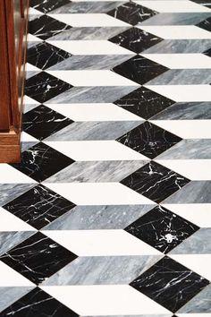 Floor Patterns, Wall Patterns, Textures Patterns, Honed Marble, Marble Floor, Floor Design, Tile Design, Design Desk, Foyer Flooring