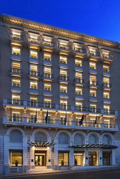 Earth Hour Hotel Grande Bretagne and King George Go Dark to Give Planet a Brighter Future Boutique Hotel Bangkok, Oslo Hotels, Athens Restaurants, Hotel Punta, Athens Hotel, Luxury Collection Hotels, Earth Hour, Hotel Indigo, Capri Italy