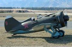 II. világháború - Tények, Képek, Adatok - Polikarpov I-16 'Rata' vadászgép