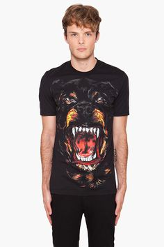Rottweiler T-Shirt - Givenchy