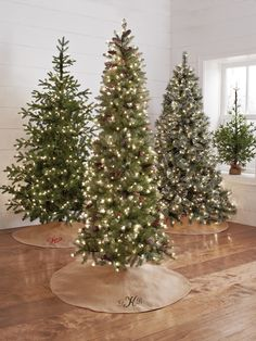 Oh, Christmas tree. Oh, Christmas tree. Find your perfect tree for your home with our selection. From skinny trees to full round trees and tall to short, we have an artificial tree you'll love. These artificial trees have lifelike appeal and are full of glistening lights.