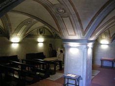 Oratorio delle Stimmate - Basilica di San Lorenzo a Firenze