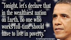 """Barack Obama has pledged in the annual state of the union address to use his second presidential term to restore """"the basic bargain"""" which built the US into the world's greatest economic power by ensuring prosperity for the great bulk of Americans and not the privileged few."""