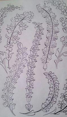floral vines