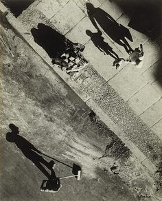 Umbo (Otto Umbehr) / Mystery of the Street / 1928 / gelatin silver print | The Metropolitan Museum of Art