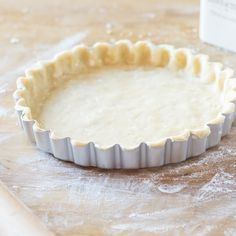 Mürbeteig ist die Basis für eine Vielzahl von Tartes, Quiches oder Keksen. Hier verrate ich dir wie dieser Grundteig auch in deiner Küche der Star wird.