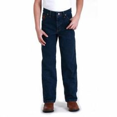 Wrangler 20X Relaxed Fit Boys Jeans