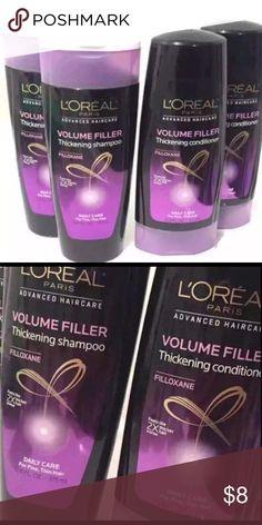 hair volume piller