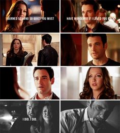 I burned for so long so quiet you must have wondered if I loved you back. I did. I did. I do. #arrow