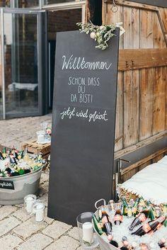 Alte Scheuer Degerloch (Diy Bar Wedding)