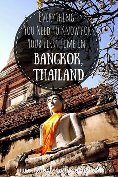 Everything you need to know for your first time in Bangkok, Thailand