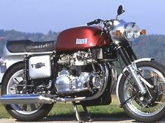 Münch-4 TTS 1200 - with NSU engine from the 70's