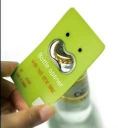beer-related business card