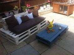Pallet couch ideas diy